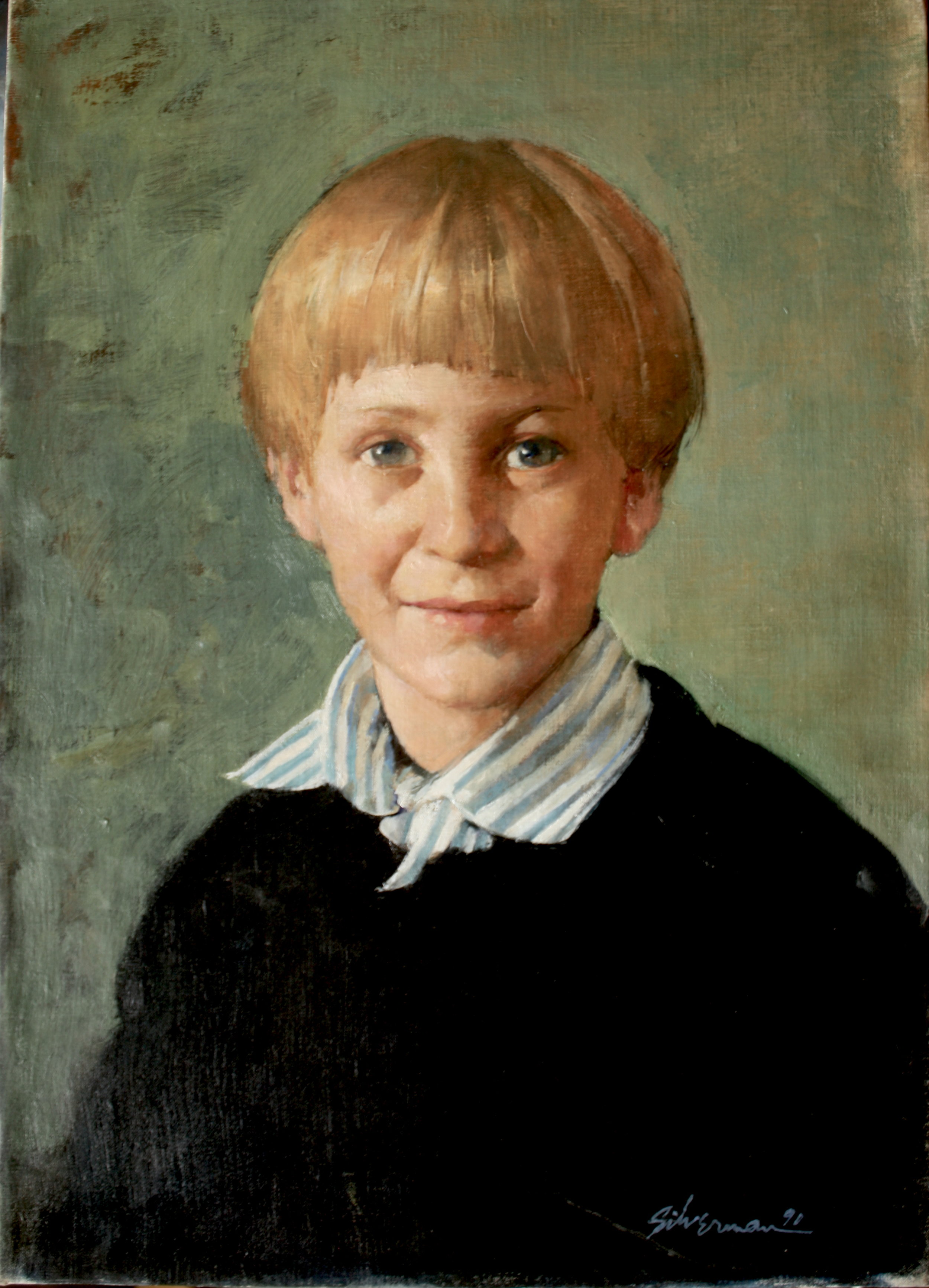 A Young Boy, 1998