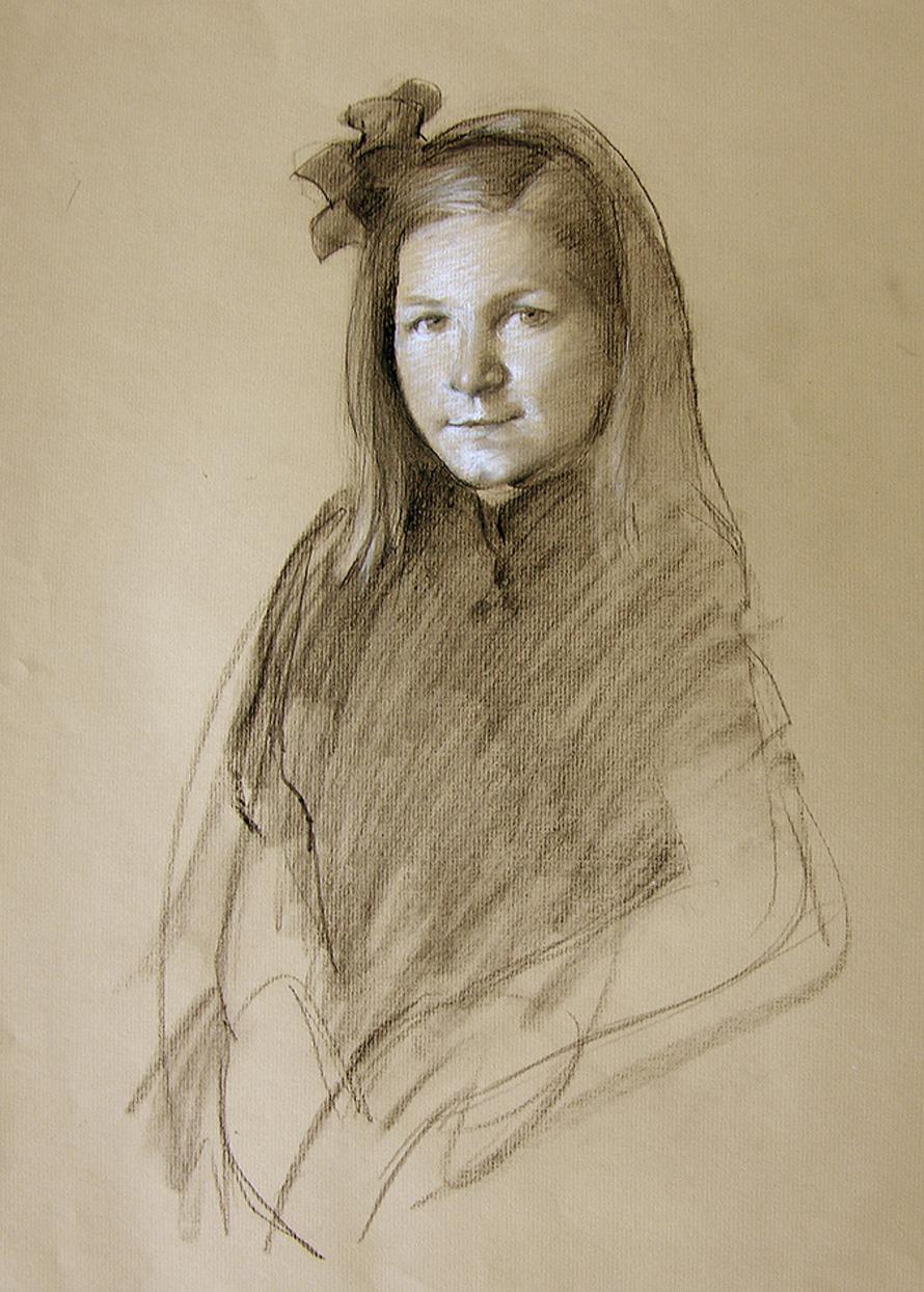 Young Girl 1998