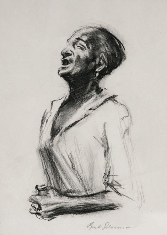 Gospel Singer, Montgomery 1953