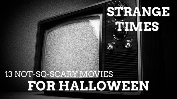 Halloween is around the corner. Everywhere you look a horror movie is playing. But not everyone is into that sort of thing. So here is a veritable list from Strange Times of 13 Not-So-Scary Movies written by Kris Rustic of Obscure Anomalies / @on scureanomalies  podcast to get even the most timid in the Halloween Spirit! Link in profile 📺 🗞  #STRANGETIMES #halloween #halloweenmovies #familyhalloweenmovienight #halloweenforeveryone #halloweenfilms #notsoscary #strangepods #strangeseason #keepitstrange