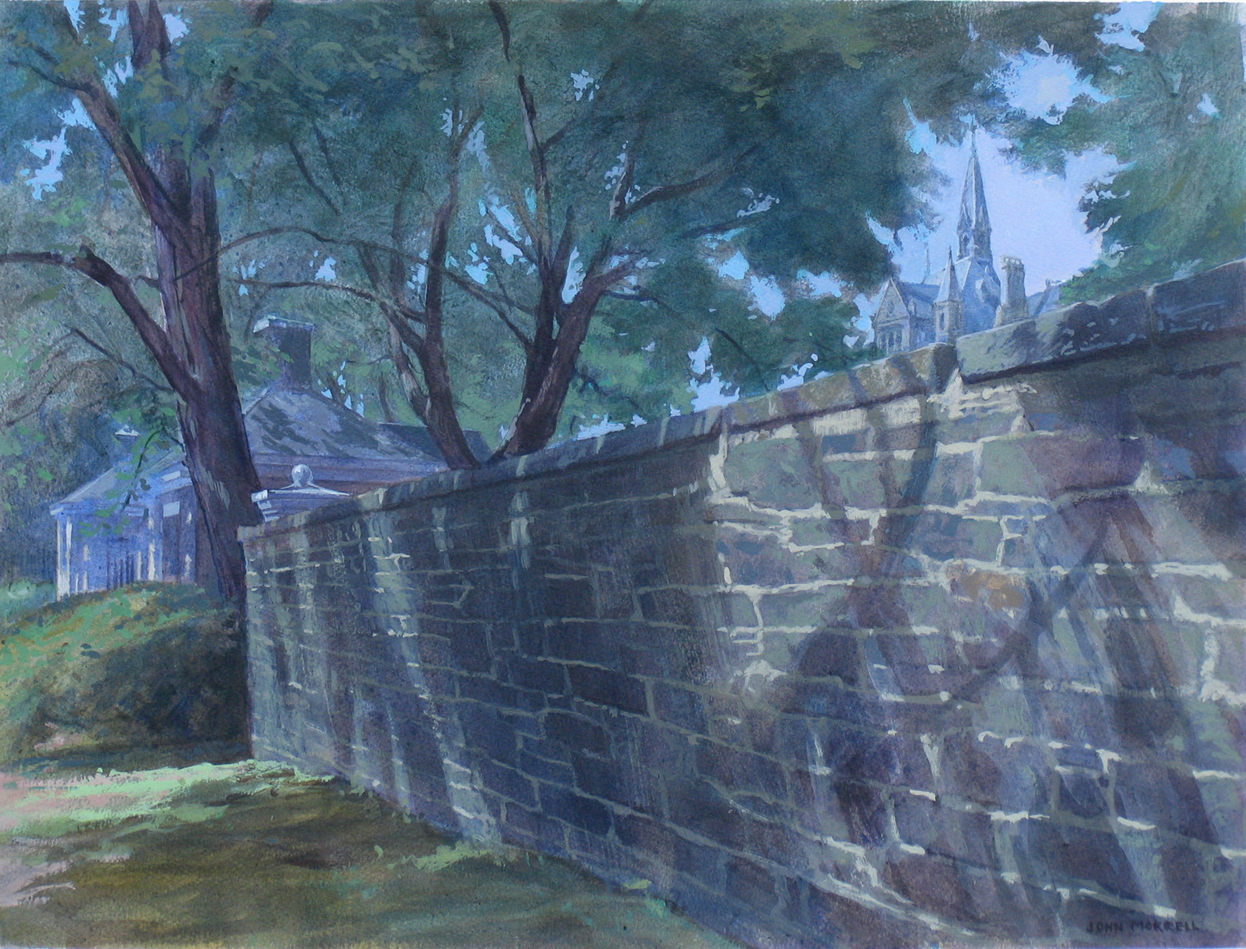 Georgetown Walls