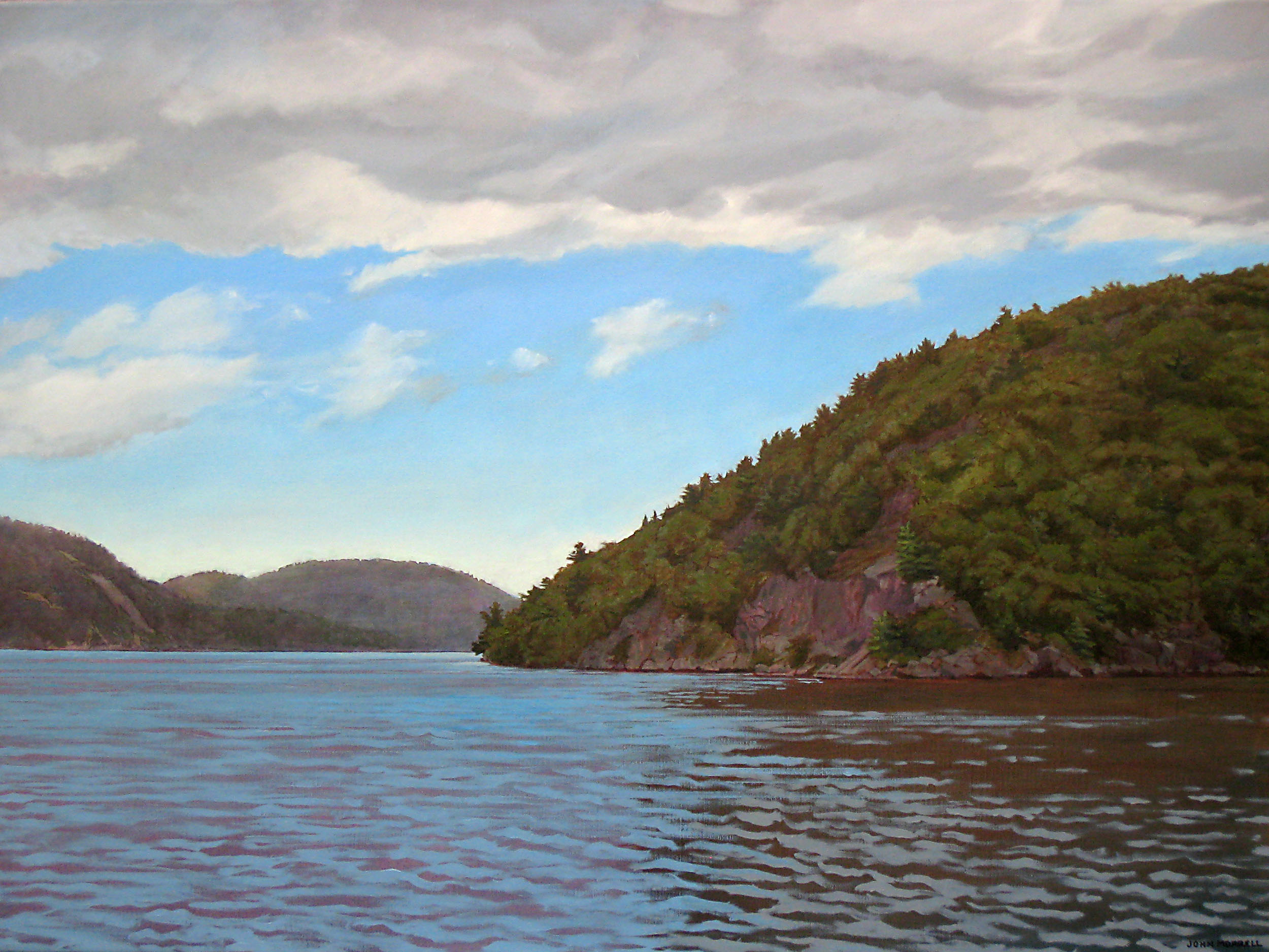 Northern Reaches (Lake George)