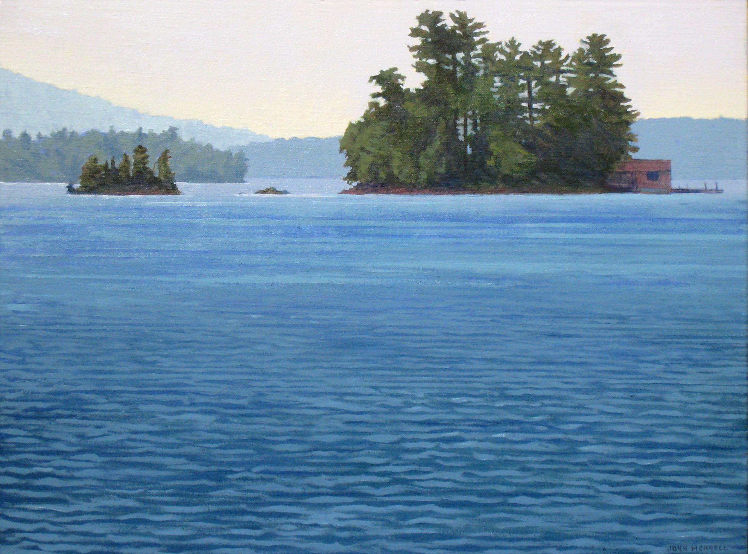Island Retreat (Lake George)