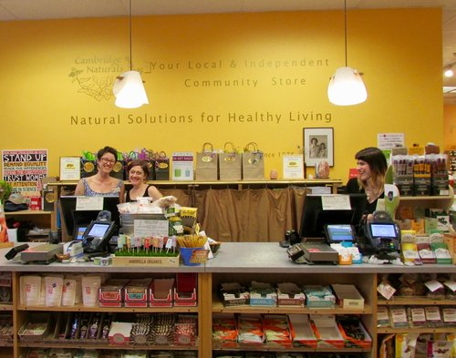 CV #1 Cambridge Naturals: Wellness In Everything They Do