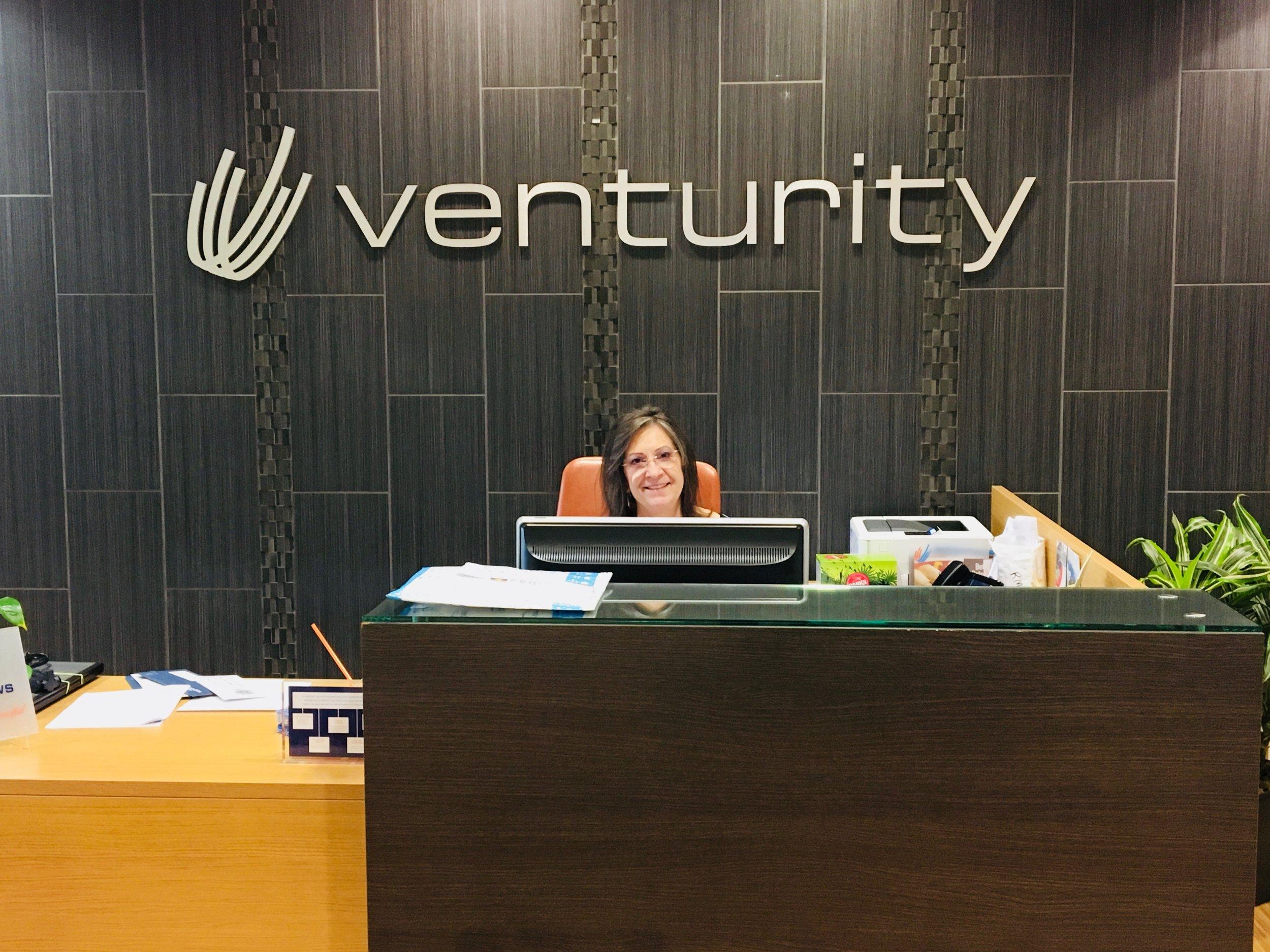 Venturity Welcome