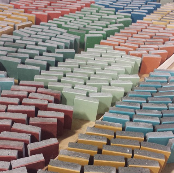 LILI Cement Tile color samples