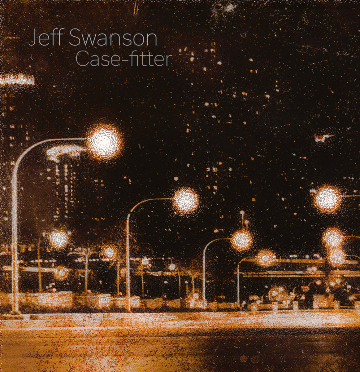 Jeff Swanson - Case-fitter (2018)