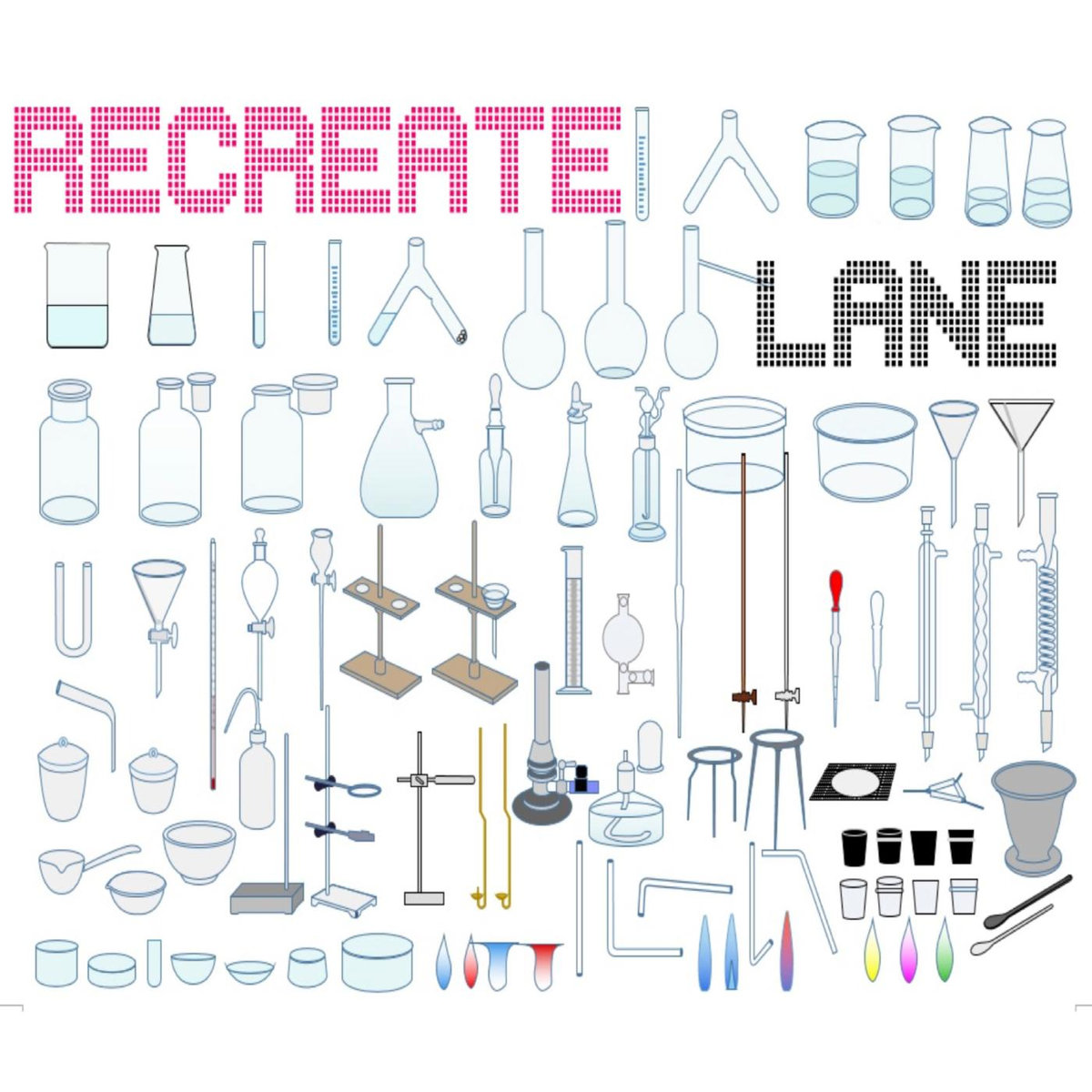 LANE - Recreate (2016)