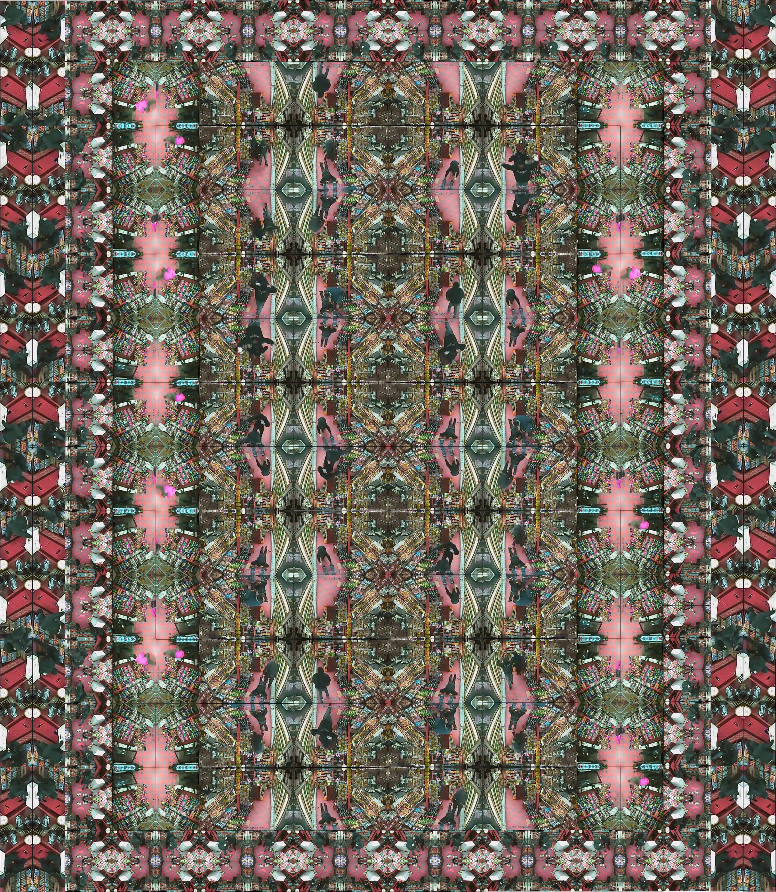 Magic Eye Dazzle