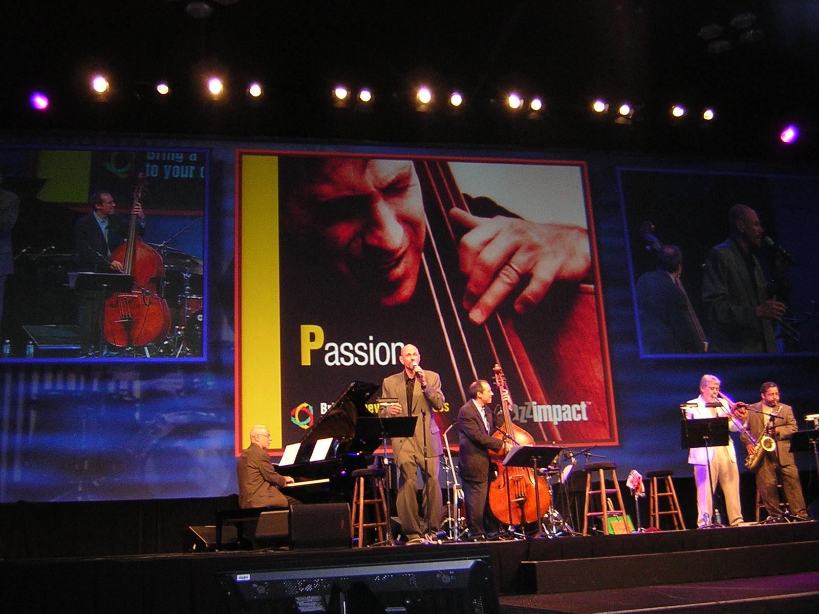 Live Performance, St. Louis, 2007