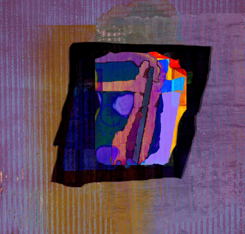 "Window Dancers 17  (2016) 9"" x 8.6"" Archival Pigment Print"