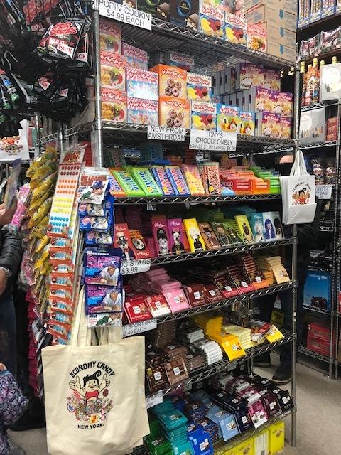 Assorted International Goodies