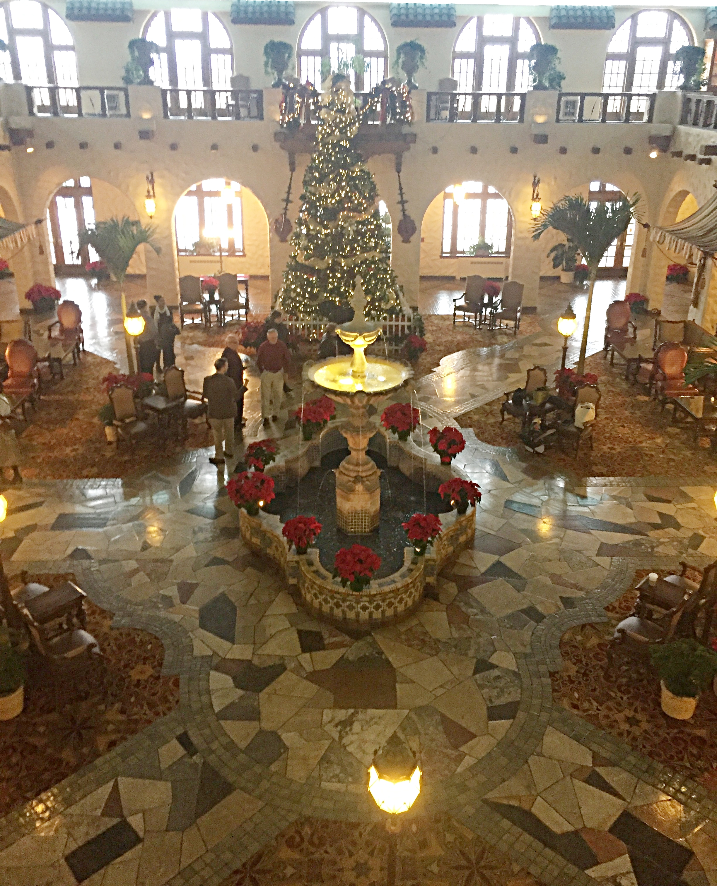 Hershey Hotel for the Holidays