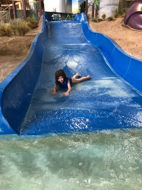 Slides For All Ages At Kalahari!