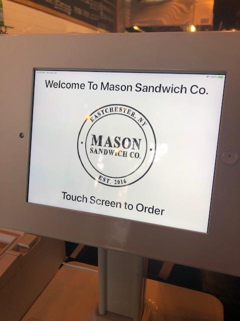Touch Screen Kiosks for Ordering