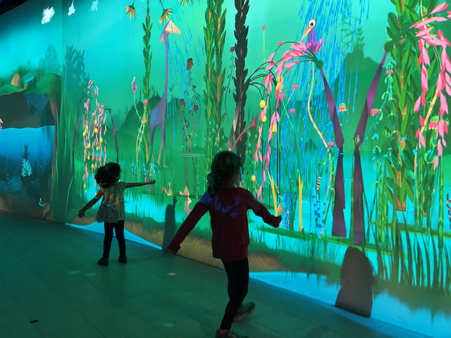 NY Hall of Science - NYC's only hands on science museum is a blast for families!