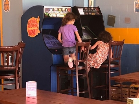 Free Arcade Games!