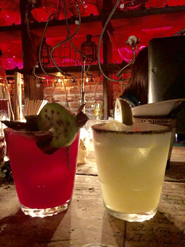 Terrific Mezcal Cocktails at La Clandestina