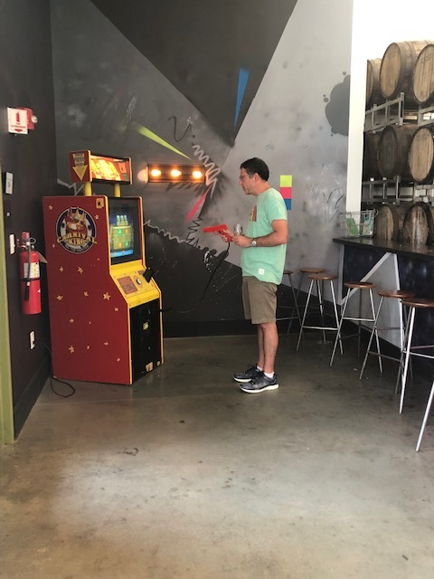 Video Games For All Ages at Bissel Brothers