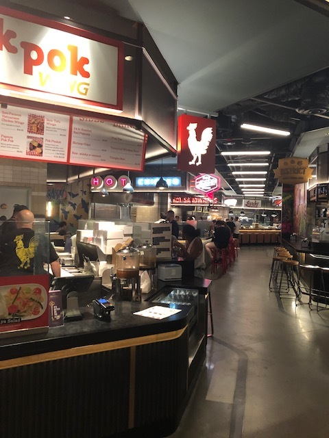 Block 16 Urban Food Hall