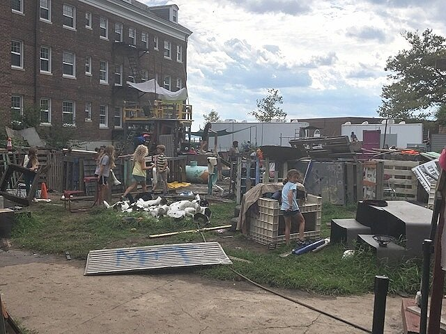 Don't Miss the Yard While You're on Governors Island!