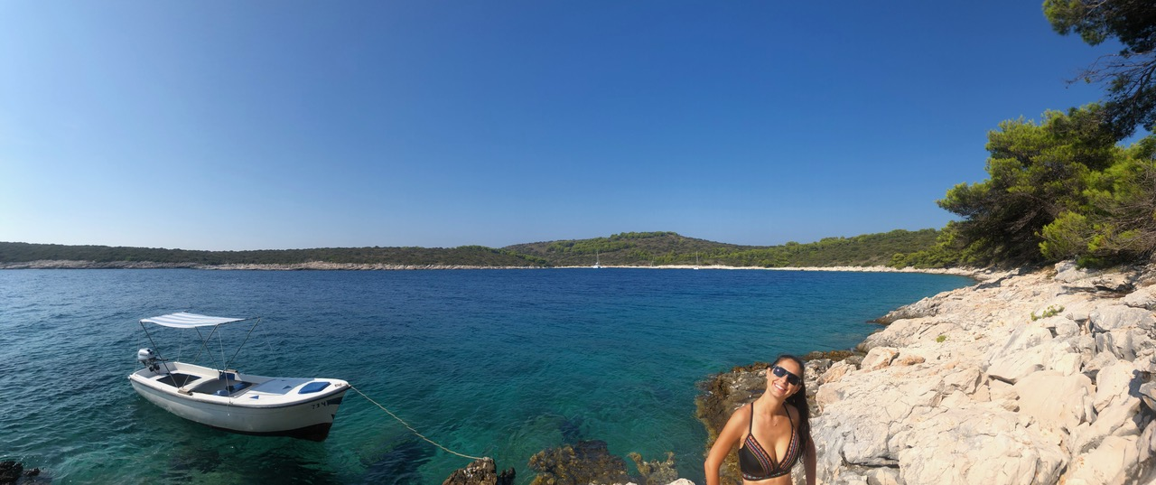 Why Renting A Small Boat On Hvar Island Is The Best Thing