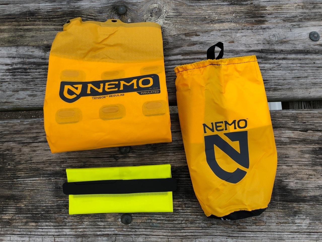 NEMO Tensor Regular Insulated Ultralight Sleeping Pad (2019) Unboxed