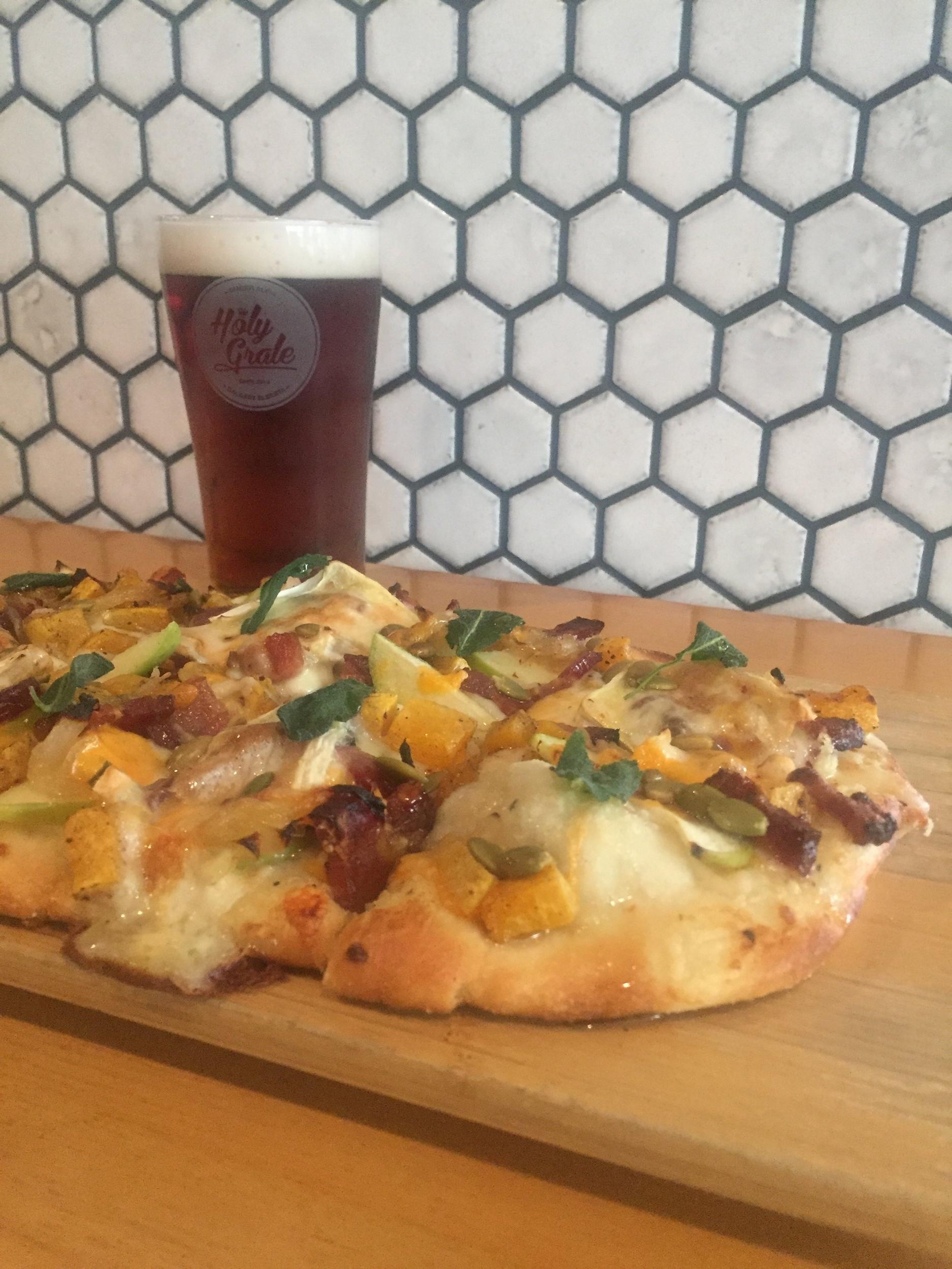 Autumn Harvest Pizza -