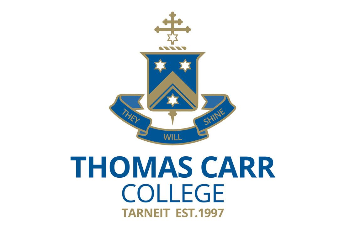 THOMAS CARR COLLEGE TARNEIT - BROADCAST TIMESTUESDAY OCTOBER 30 TIME: 6.30 PMTHURSDAY NOVEMBER 1 TIME: 7.00 AMFRIDAY NOVEMBER 2 TIME: 6.30 PM