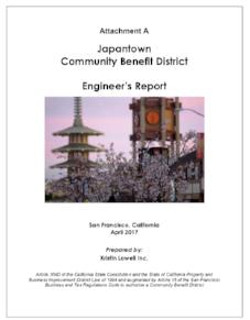 JCBD ENGINEER'S REPORT 4/2017