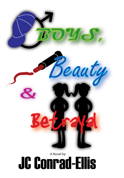 """Boys, Beauty & Betrayal - Tanisha wants what most teenage girls want: an A on her math test, a boyfriend, new jeans and a mother who is not mentally ill. Fourteen year old Tanisha """"Teenie"""" Carlson and her friends: Maria, Lori, Rashanda, Grace and Justine are witty, smart and moderately popular, but the fabric of Teenie's world is woven together by a complex thread of secrets and lies. Hiding behind her 'Mona Lisa' crooked smile, is another secret that Tanisha fears will destroy her social standing. Yet, like most adolescent girls, Tanisha is determined to fake her way to fabulous without snapping like a twig in her worn designer jeans."""