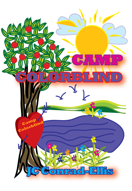 Camp Colorblind - What girl hasn't stared at her phone waiting for a boy to call? When a summer camp stint births new friendships, romance, a new attitude and a new name, a humiliating loss to her nemesis proves to be the catalyst that helps Tanisha challenge and dispel her homegrown stereotypes and begin to replace her insecurity, shame, and self doubt with healing, maturity and self confidence. Readers will cheer for a healthy resolution to Tanisha's 'mama drama' when she is forced to examine the many layers that make up her mother's delicate psyche.