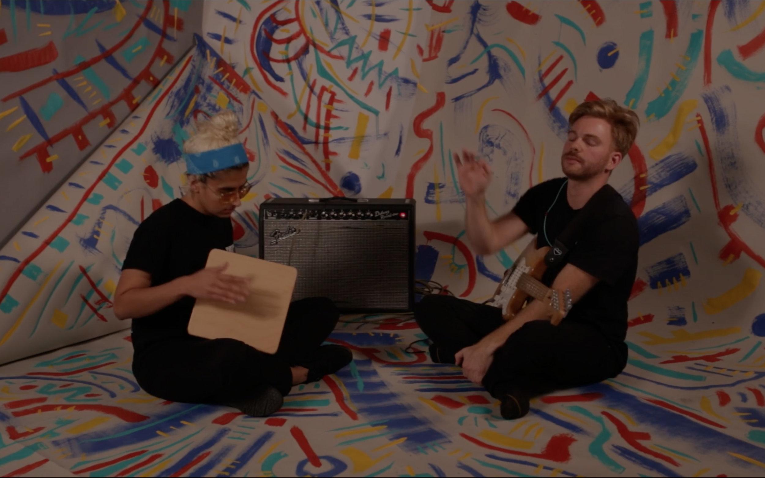 'Make art' - Space Design + Music with Madame Gandhi