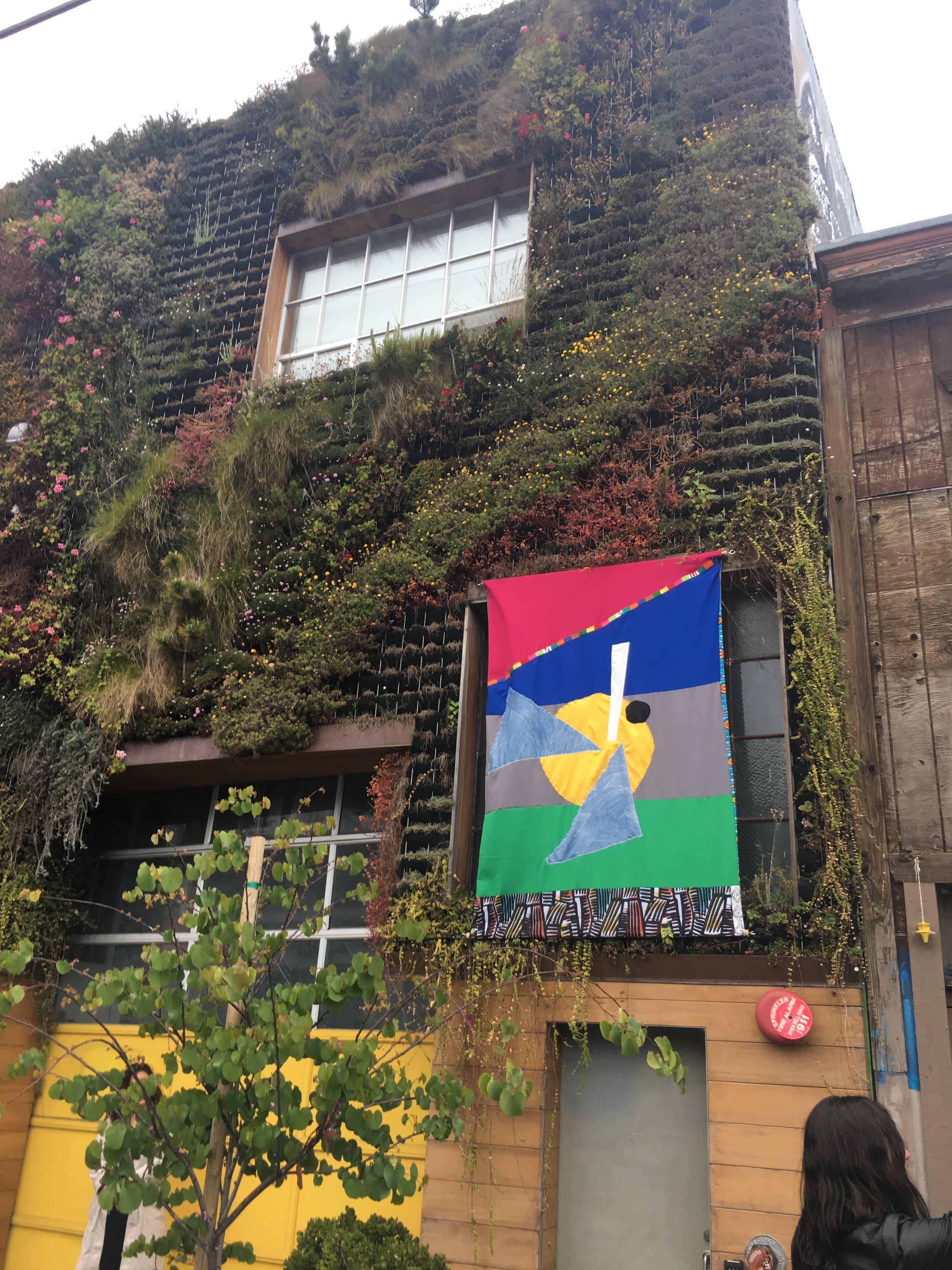 safe house vertical freak flag.JPG
