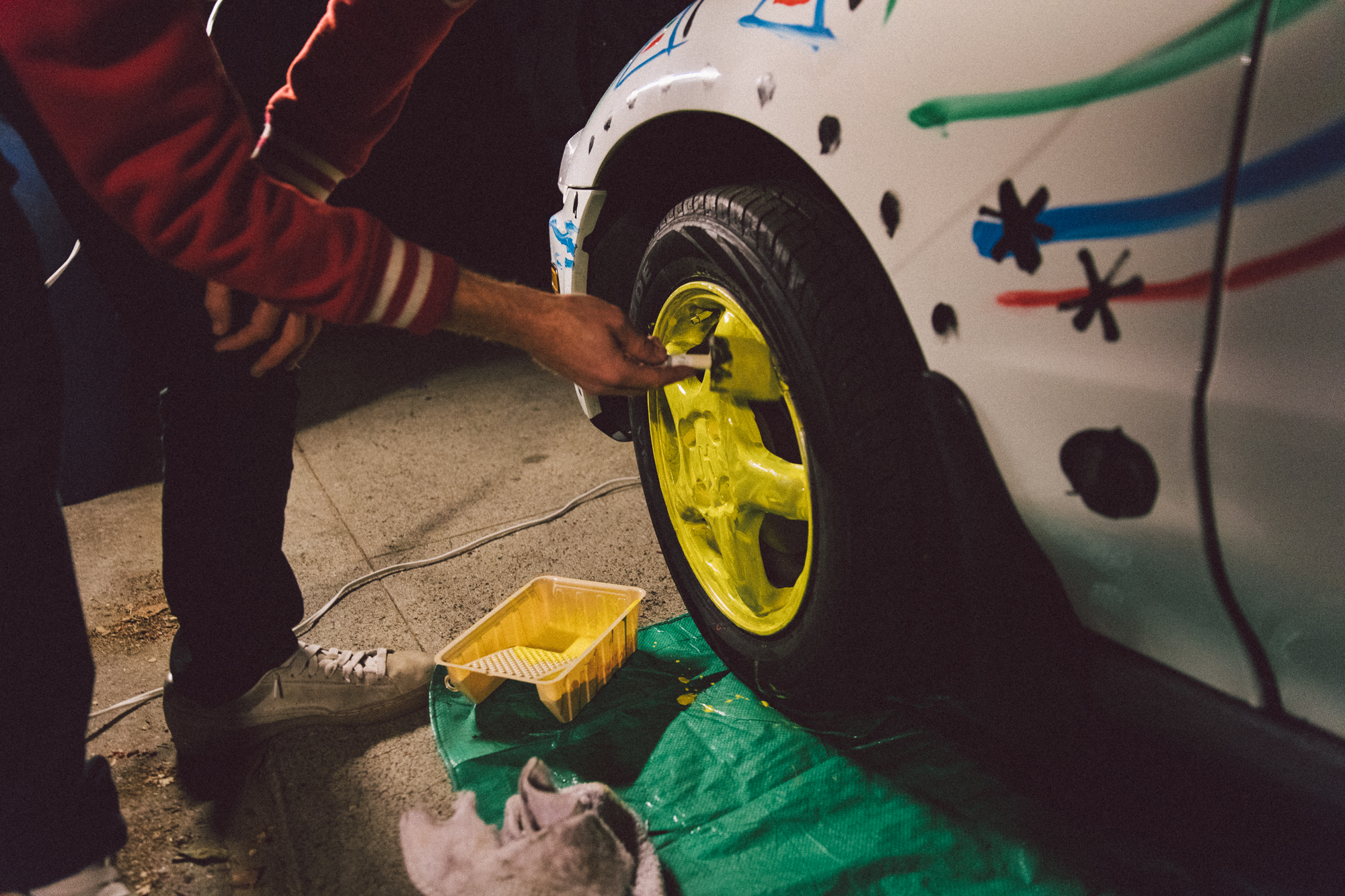 Painting the Rims.jpg