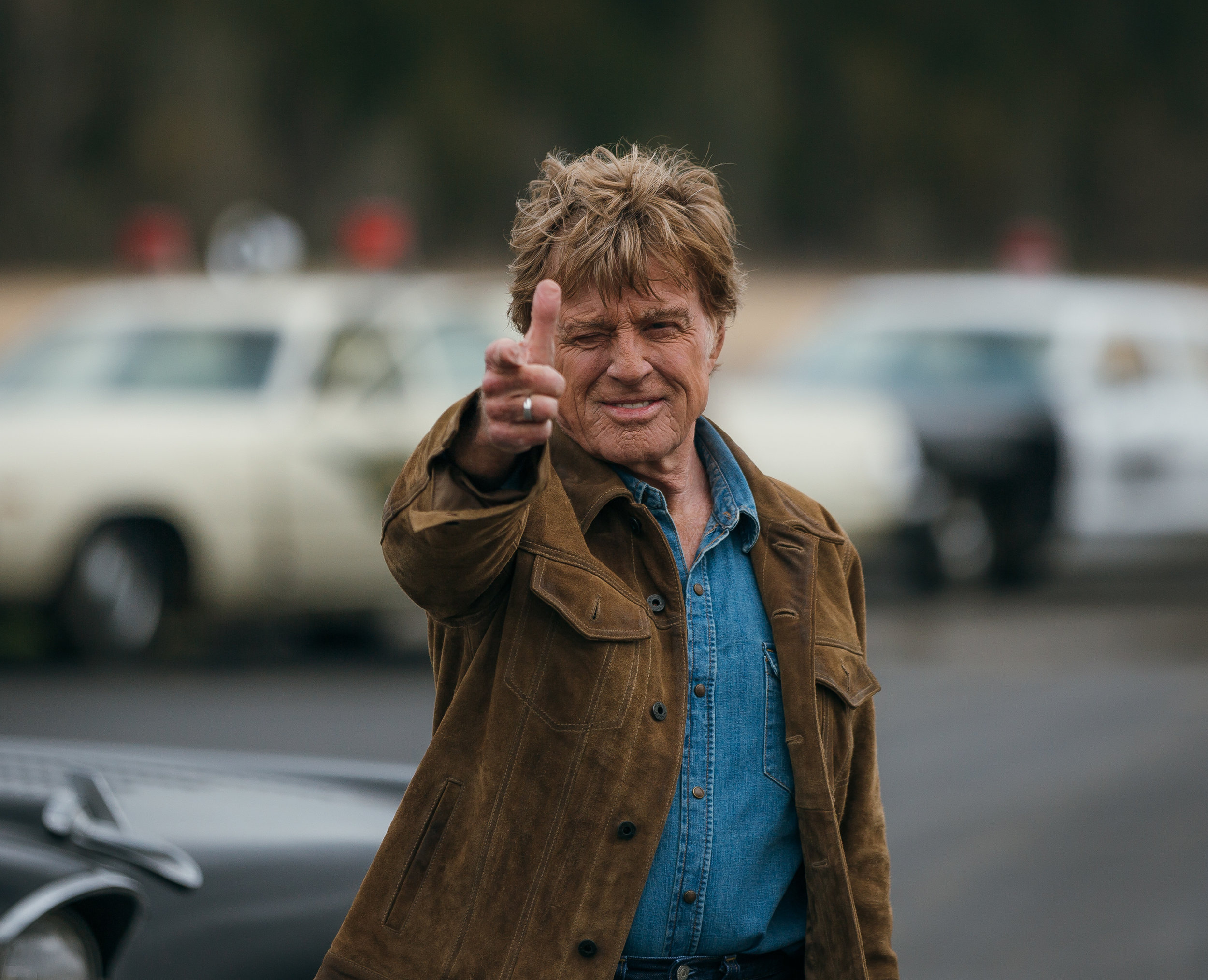 """Robert Redford plays career criminal Forrest Tucker in the heist comedy """"The Old Man & the Gun."""" (Photo courtesy Fox Searchlight Pictures)"""