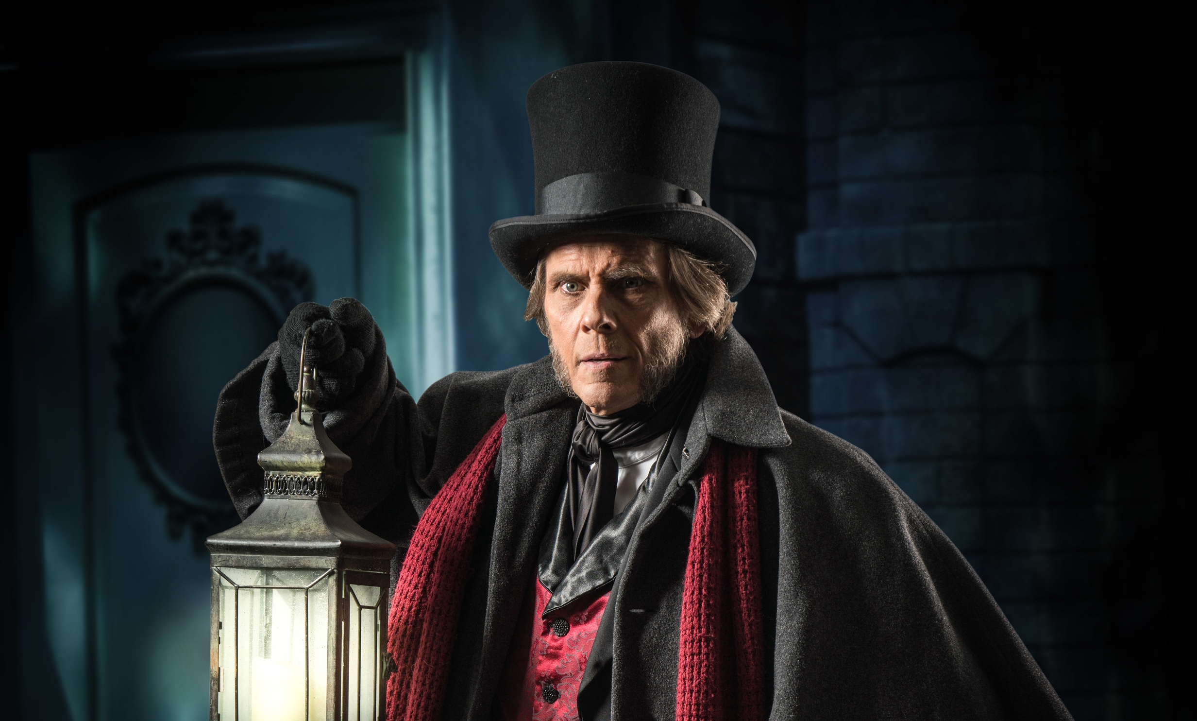 "Shawn Stevens is one of two actors cast to play Ebenezer Scrooge in Hale Centre Theatre's production of ""A Christmas Carol,"" Dec. 1-24, at the theater's Sandy venue. (Photo courtesy Hale Centre Theatre)"