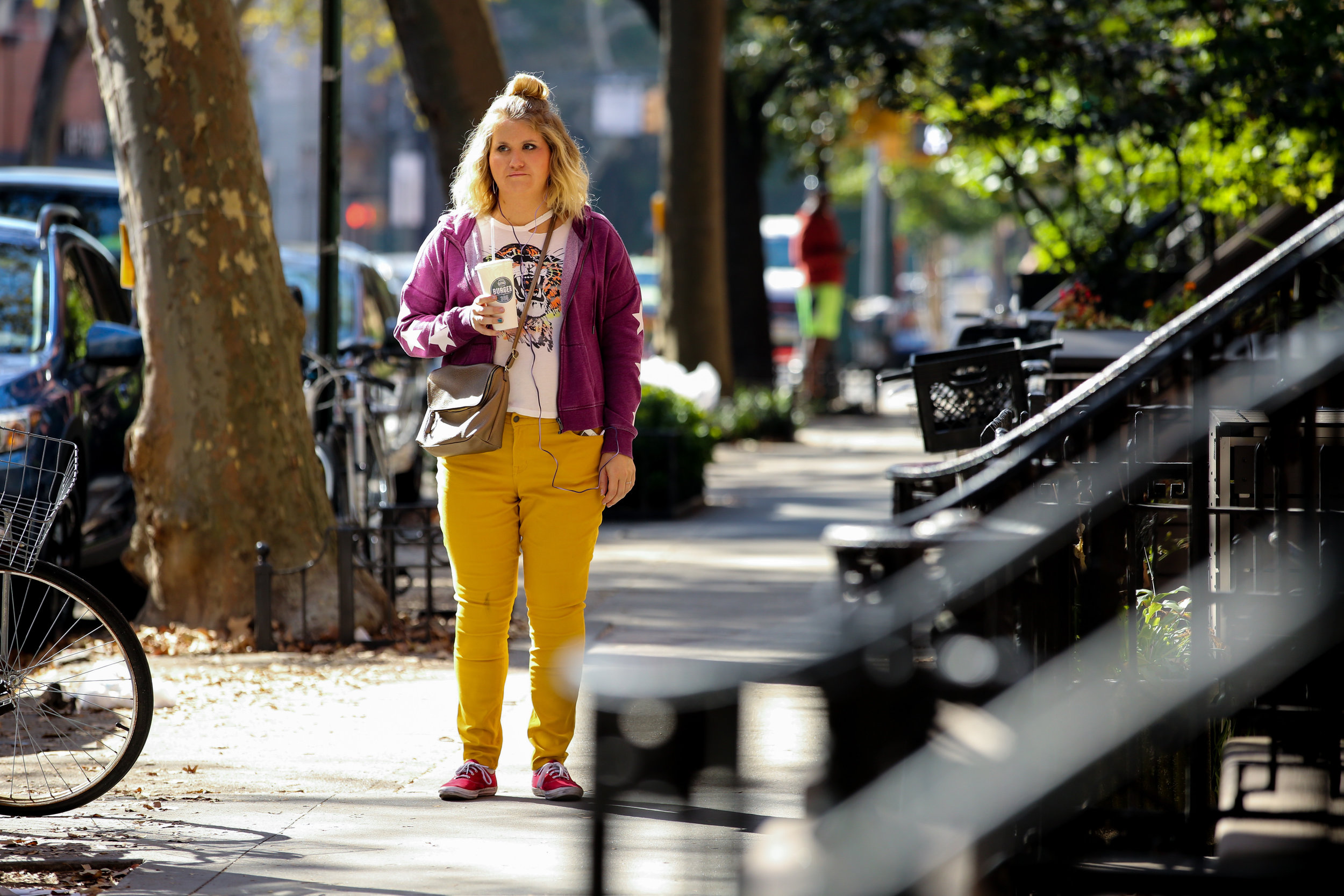 "Jillian Bell stars in Paul Downs Colazzo's comedy ""Brittany Runs A Marathon,"" an official selection in the U.S. Dramatic Competition of the 2019 Sundance Film Festival. (Photo by Jon Pack, courtesy Sundance Institute)"