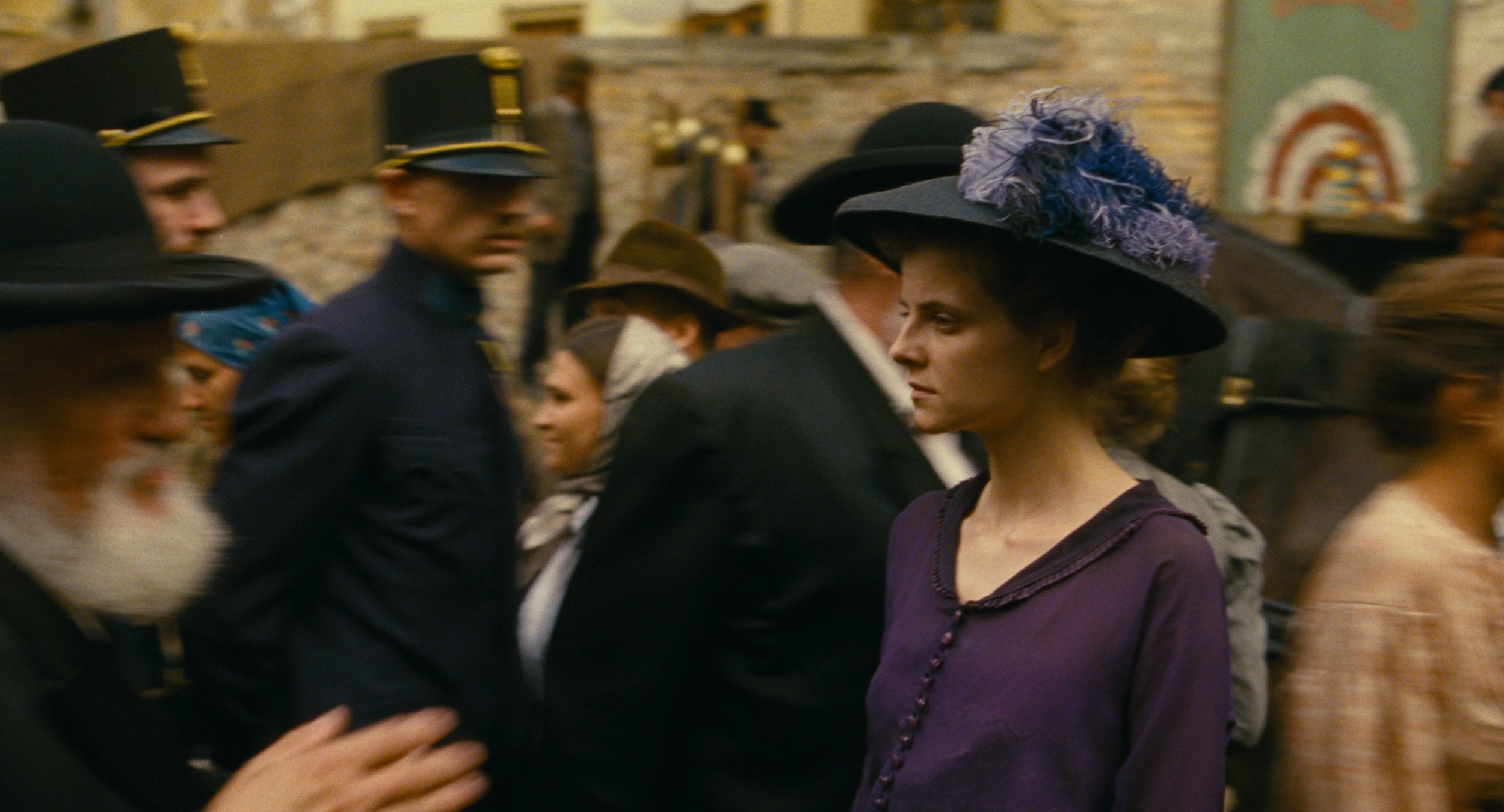 """Seamstress Írisz Leiter (Juli Jakub) tries to reclaim her family heritage, but gets caught up in intirgue in 1913 Budapest, in director László Nemes' drama """"Sunset."""" (Photo courtesy Sony Pictures Classics)"""