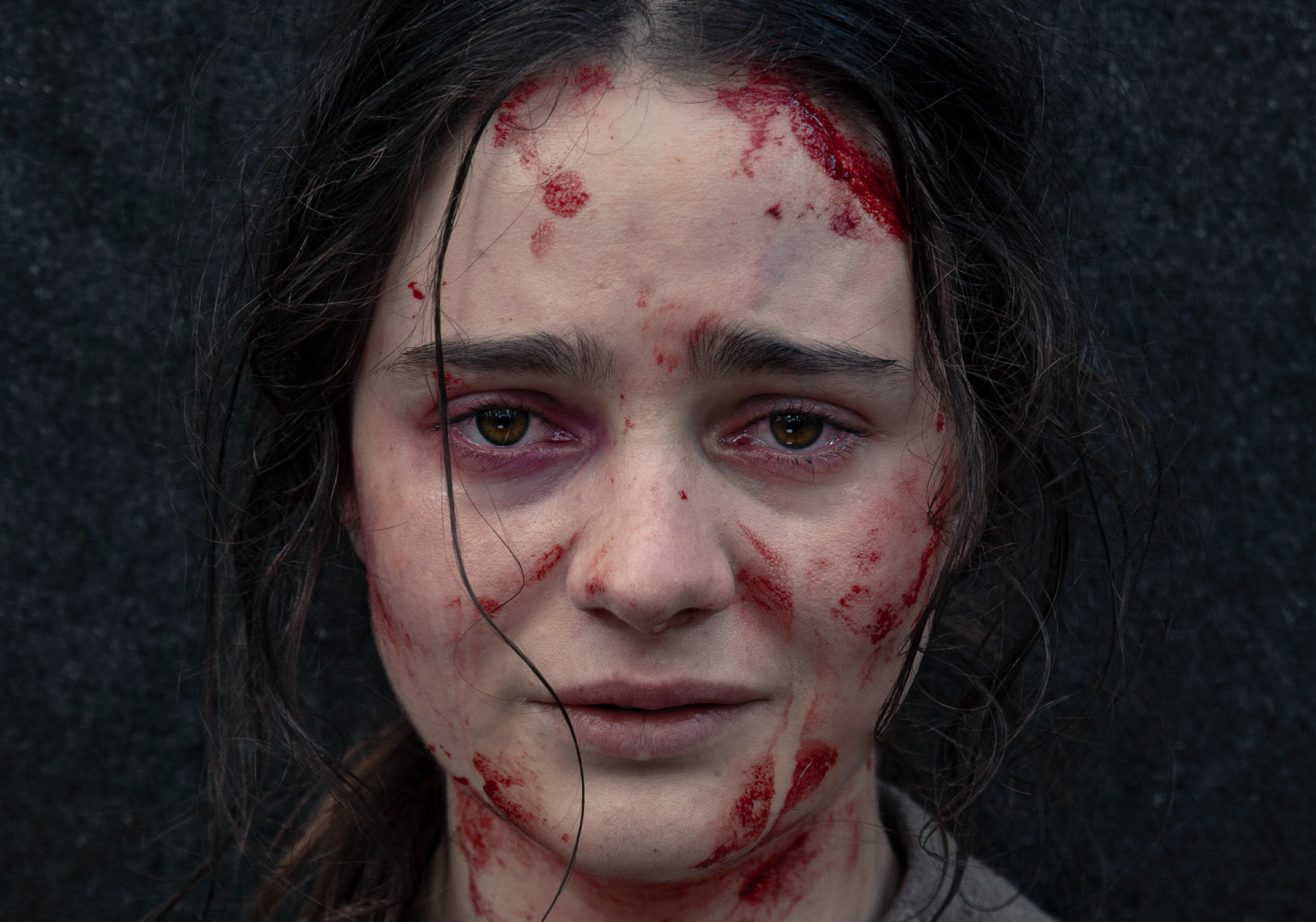 """Aisling Franciosi stars in """"The Nightingale,"""" writer-director Jennifer Kent's follow-up to her horror debut, """"The Babadook."""" (Photo courtesy of IFC Films.)"""