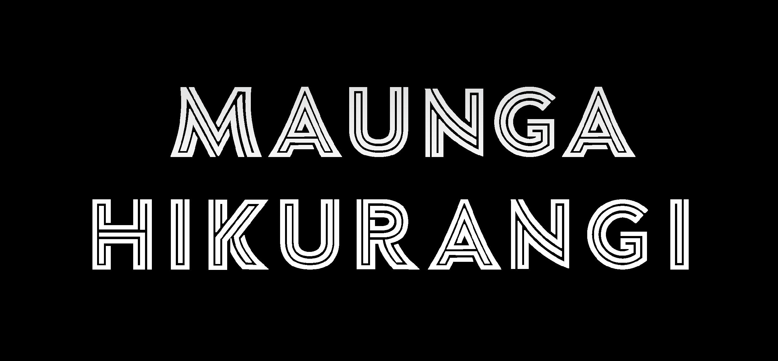 Hikurangi - Logotype - Maunga Header Gradient-02.png