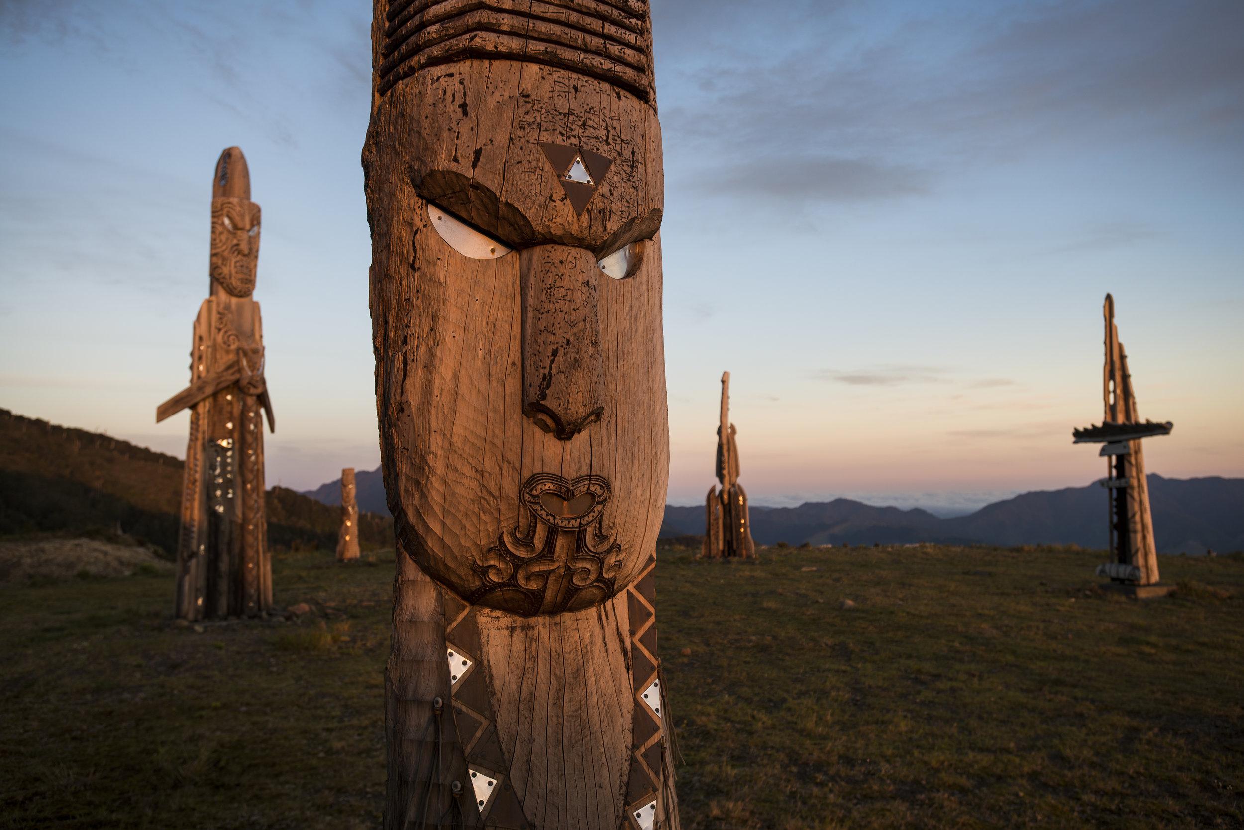The sunrise and spiritual experience found at Maunga Hikurangi is like nothing else