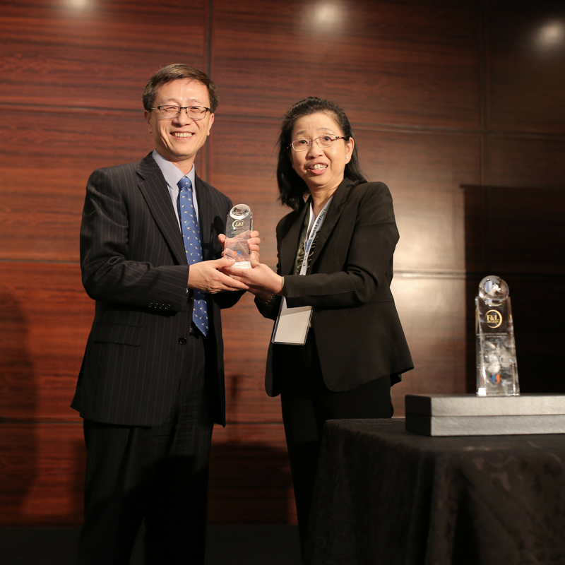 Jirong Xiao, VP Sales & Marketing, Chevron Oronite