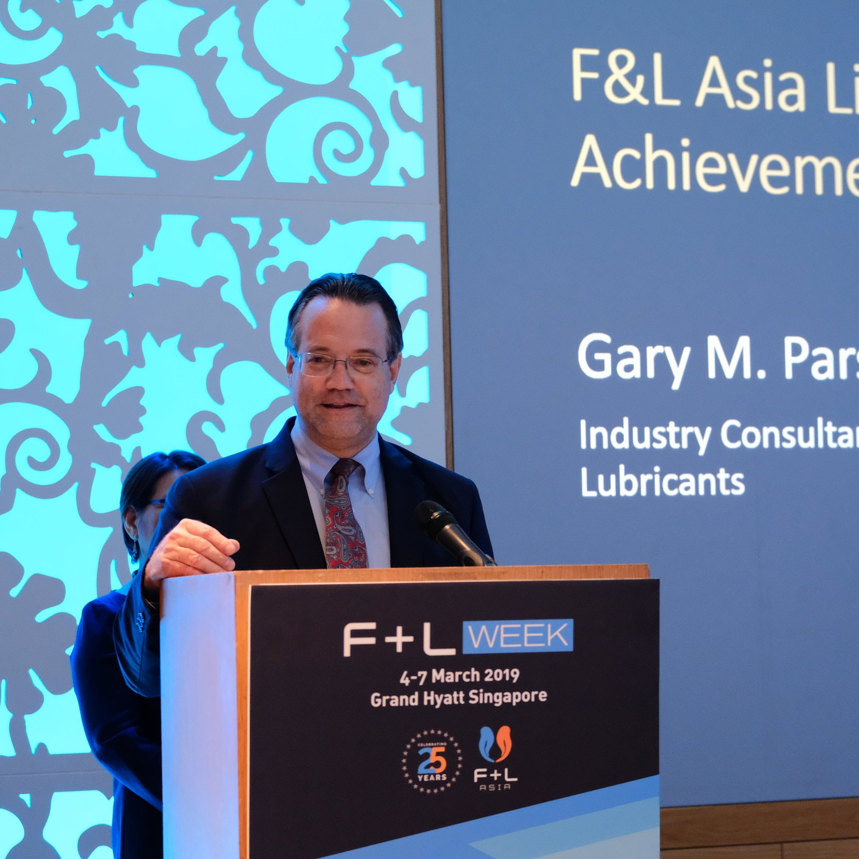 Gary M. Parsons, Industry Consultant