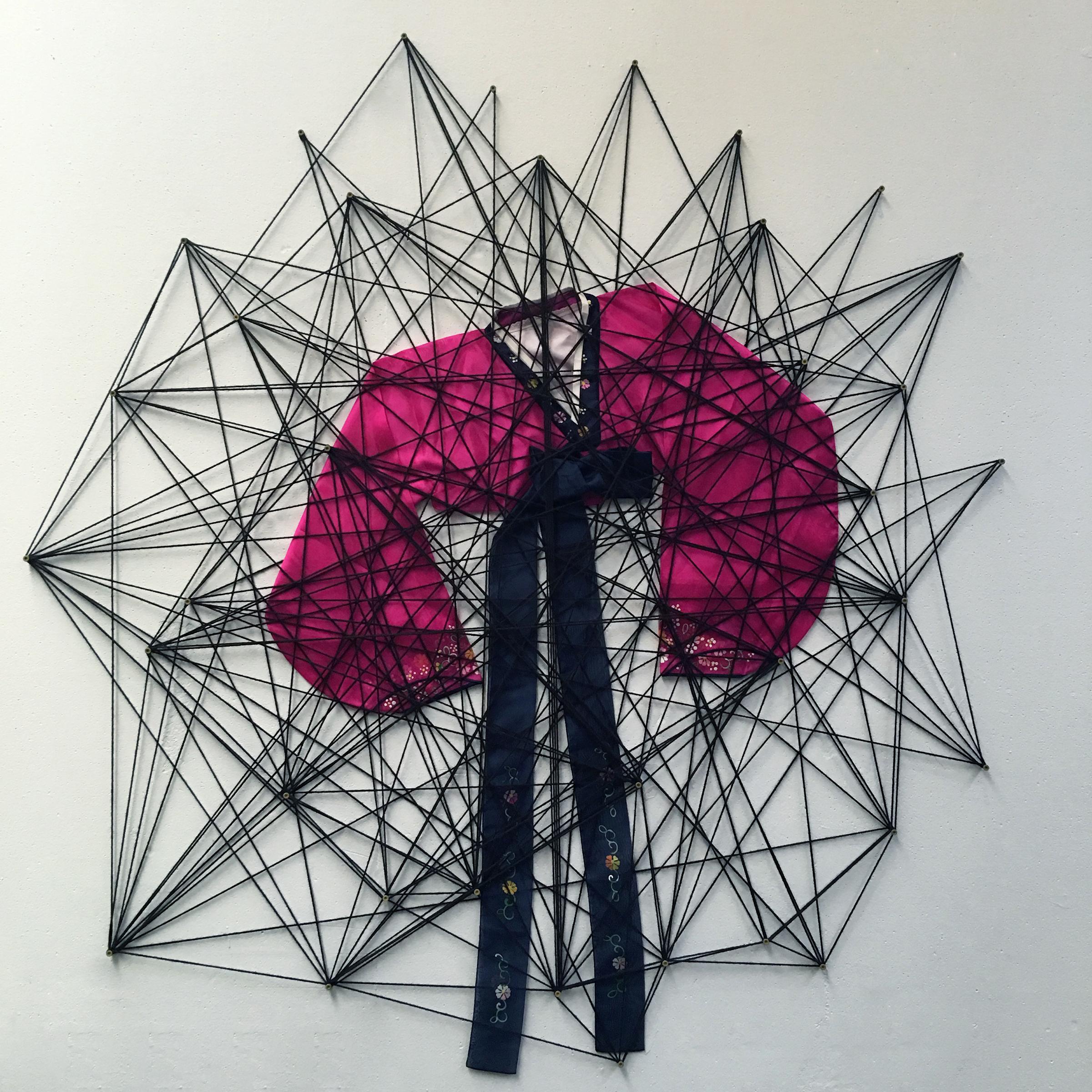 Silk / Yarn / 2015
