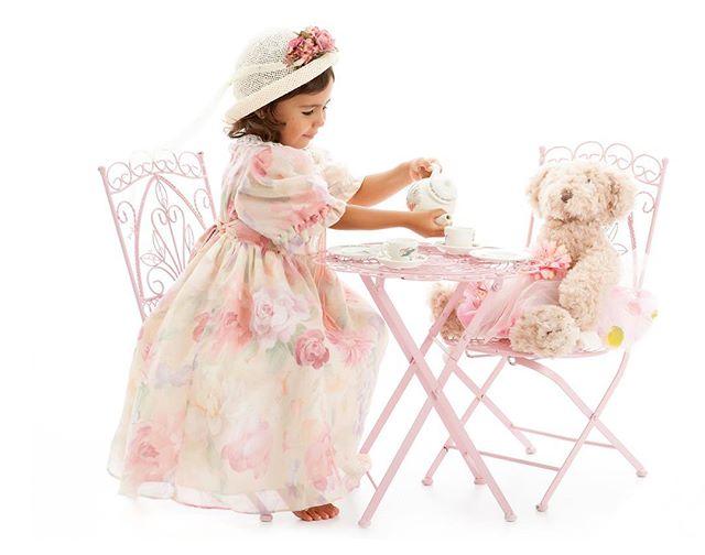 Tea time? 💕☕️🐻