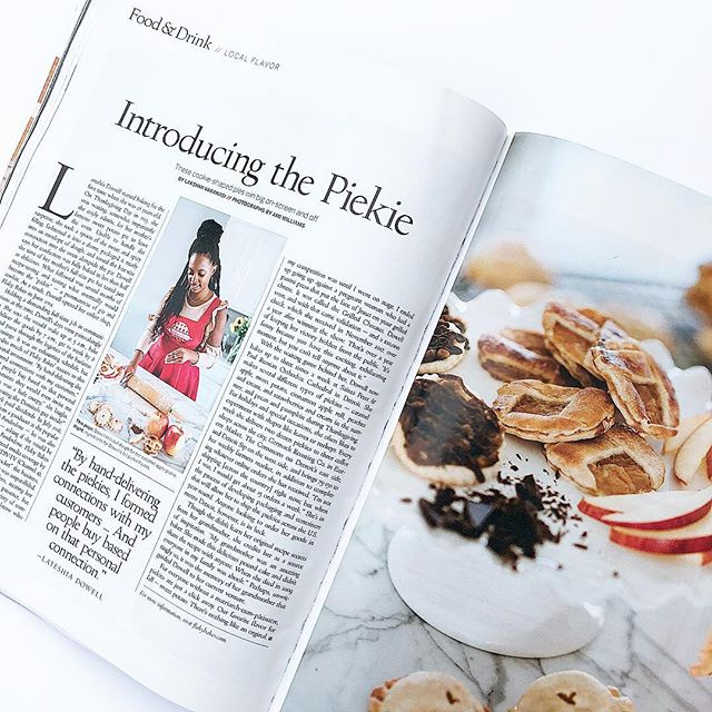 Guess who's in the October issue of @hourdetroitmagazine? We are! We have a feature article on page 60 and a full page picture of our piekies on page 61 - shot by @amiwilliamsphotography! Go pick up a copy today!