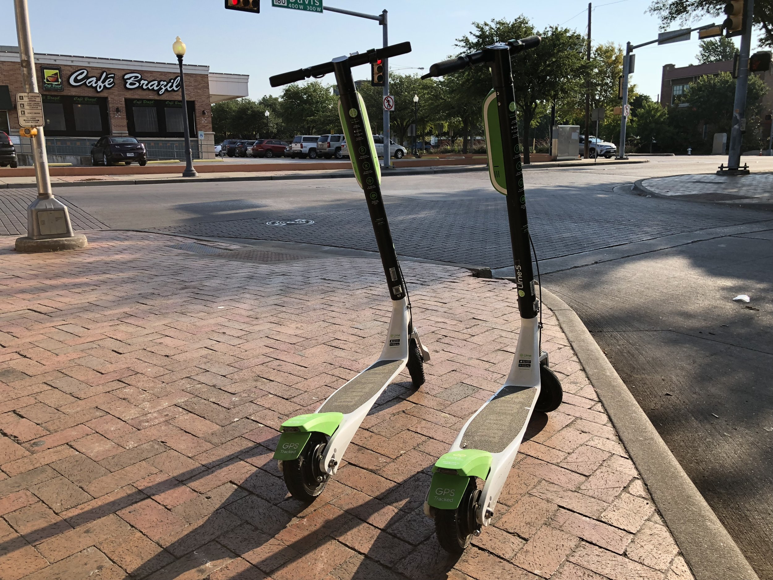 Scooters - A scooter drop point will be set up near the event, in areas that are within a mile of Bastille on Bishop. Throughout the night, Scooter services will be ensuring there are enough scooters at the drop point, as well as at the event entrance. (Worth noting: you need to download the Lime or Bird app to unlock them, and you must also have a driver's license.)Listed below is a main scooter drop point, where you can park and ride.