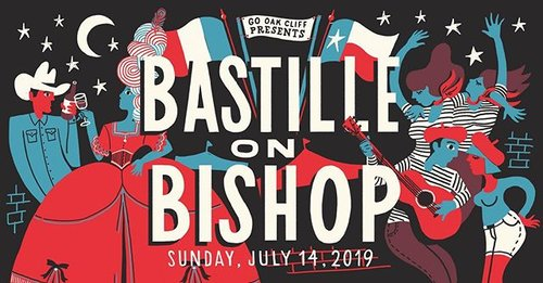 Bastille on Bishop @ Bishop Arts