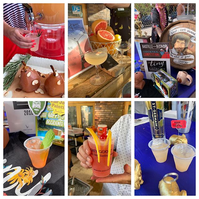 Cocktail comp is 🔥 this year. Who did you vote for?